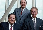 Dr.Sterkin, Dr. Dembny, Dr. Bock